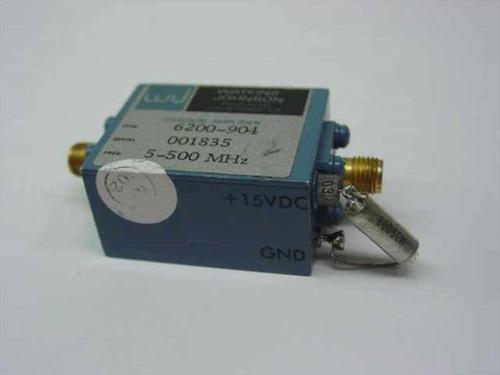 Watkins Johnson 6200-904  Cascade Amplifier