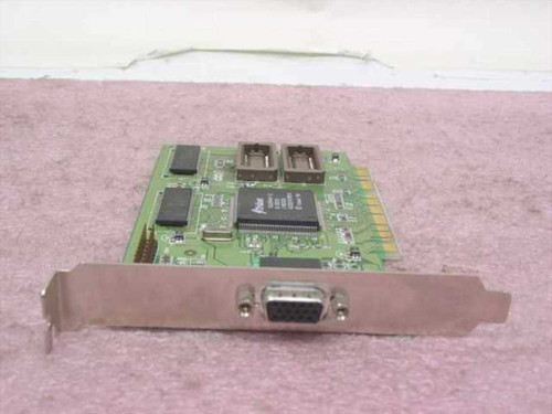 Trident 8247H/R4  PCI Video Card TGUI9440-3 TVGA94PCI