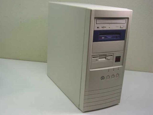 Computer Products Inc. Pentium I  166MHz, 64MB, 4GB, CD-ROM Desktop Computer