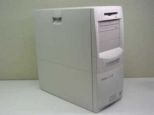 HP D7957T  Vectra VLi8, Pentium 3 450MHz, 256 MB, 15GB, CD-RO