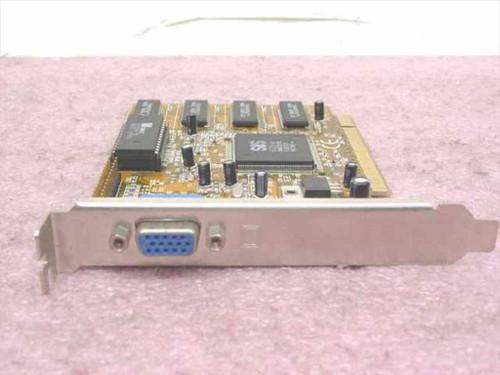 SiS C6326PE  PCI Video Card