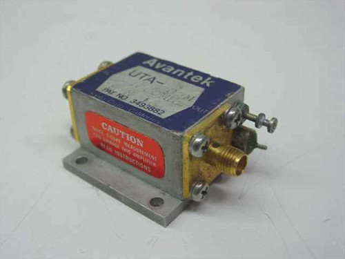 Avantek UTA-8202M  Amplifier 5-1000MHz