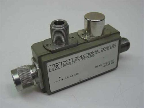 HP 797D  Directional Coupler