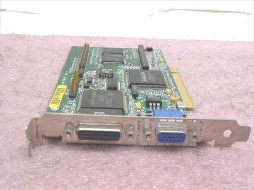 HP 5063-8798  PCI Video Card P/N 5064-0240 - MGA-MIL/2/HP3