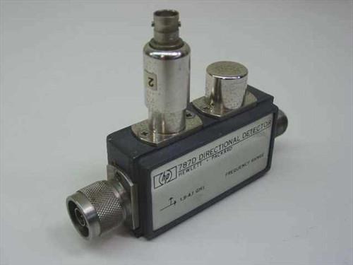 HP 787D  Directional Detector