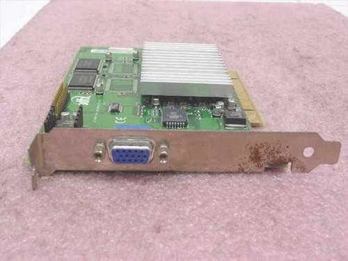 3dfx 210-0382-004  PCI Video Card
