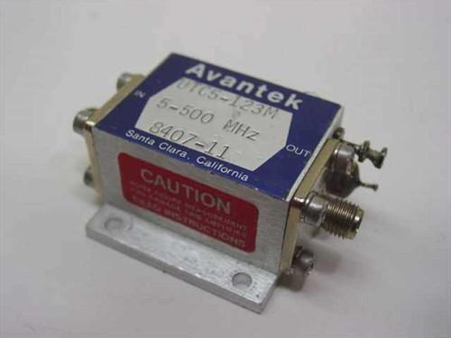 Avantek UTC5-123M  Amplifier 5-500MHz