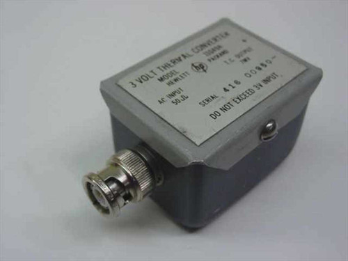 HP 11049A  3 Volt Thermal Converter