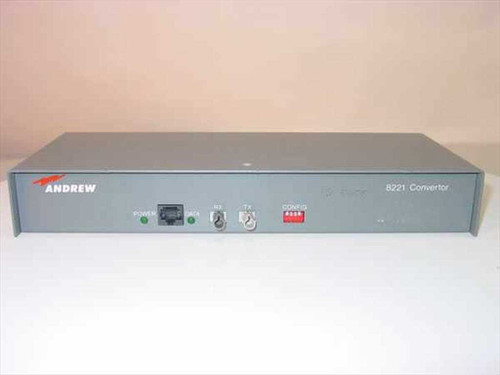 Andrew 8221 Fiber Optic Converter (301-0297-01)