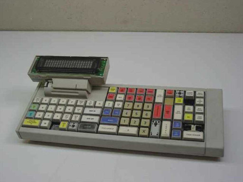 ICL 9530  Fujitsu 92R Keyboard (53876-001) PARTS