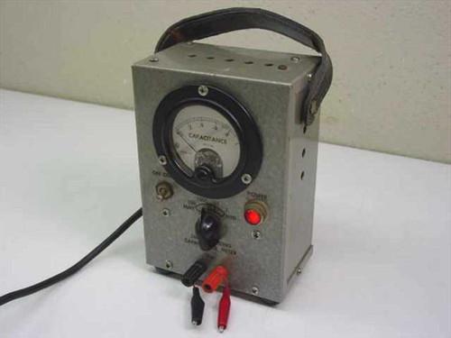 Weston 301  Capacitance Meter - Inaccurate, needs adjustment
