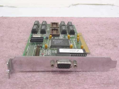 Trident PB-TD9440PCI/SMT/V3  PCI Video Card