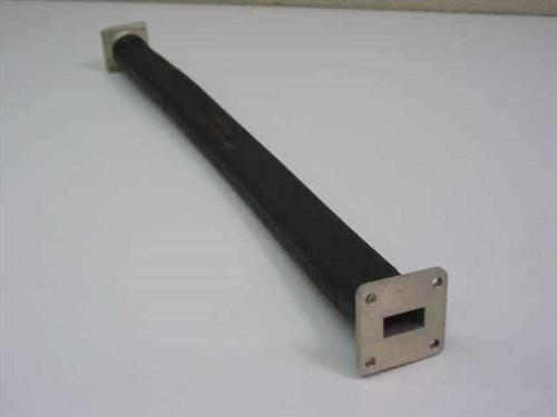 Flexible WR62  Waveguide 36cm
