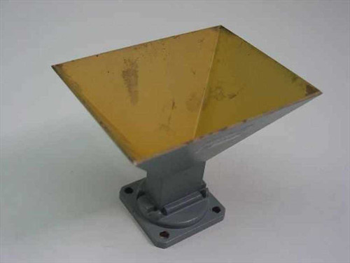 Waveline 699  Horn Antenna with WR90 8.25-12.4GHz