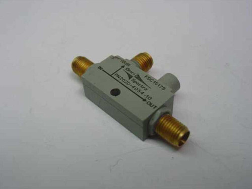 Omni Spectra  2020-4054-10  Directional Coupler -10 dB