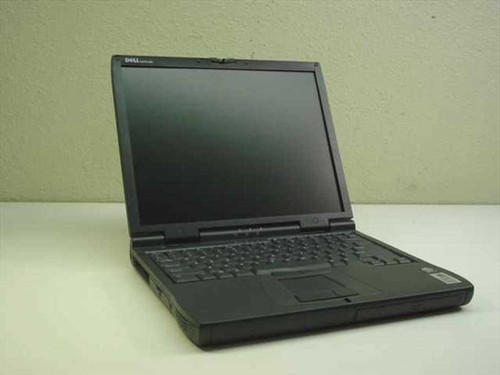 Dell Latitude PPX H500GT  Intel Pentium 3 500MHz, 256 MB, 12GB, CD-ROM Lapto