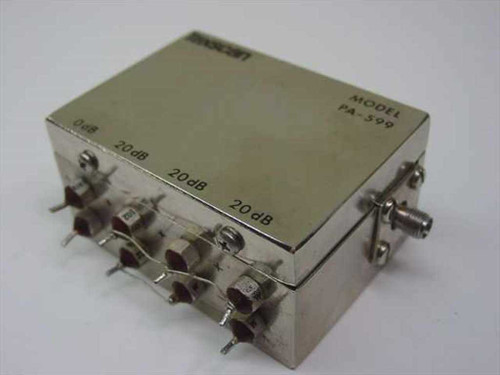 Texscan PA-599  Switched Attenuator