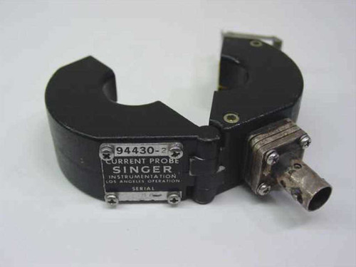 Singer 94430-2  Current Probe S/N 86