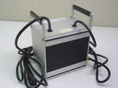 Aluminum Box  AC 110V Input - 220V Output Transformer
