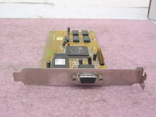 Cirrus Logic CL-GD5420-75QC-C  Video Card