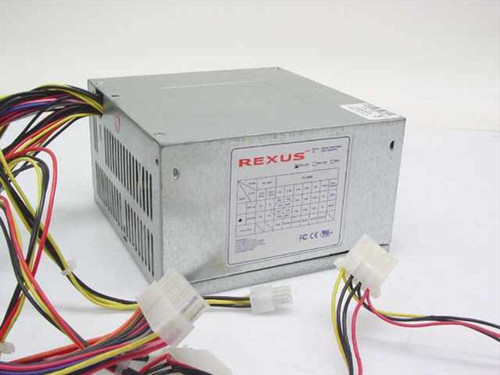 Rexus SPR-400  200 W ATX Power Supply