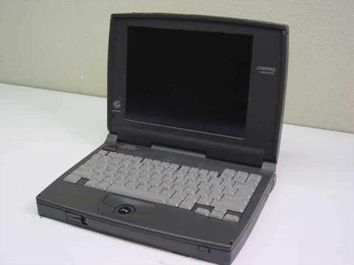 Compaq Armada 1125  100MHz Laptop 16Mb RAM 800Mb HDD - PARTS UNIT
