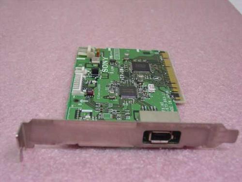 Sony IFX-90  PCI Firewire Card