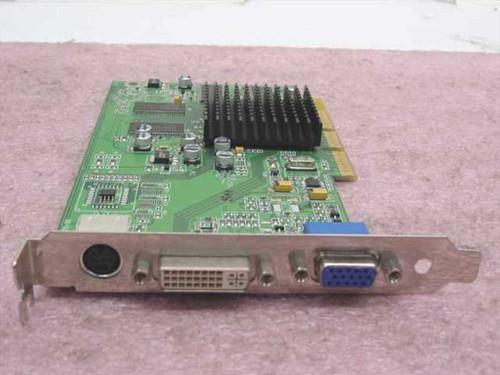 ATI 109-78500-00  Radeon AGP Video Card