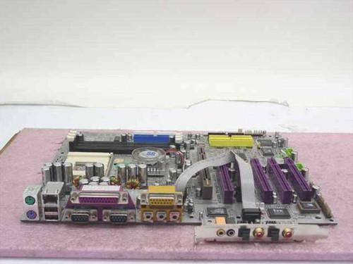 Via  KT333  Socket 462 Dragon Ultra System Board
