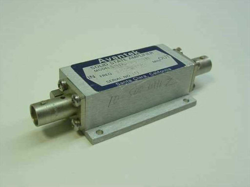 Avantek ASD-9523B  Solid State Amplifier 54dB Gain @ 300 MHz