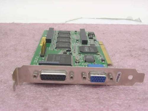 Matrox MIL2P/88N/20  PCI Video Card