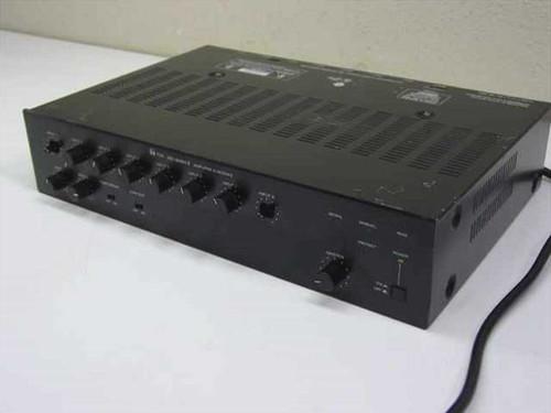 TOA A-903MK2  30 Watt 8-Channel Audio Mixer Amplifier - As Is