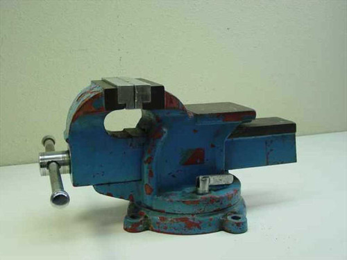 Cast Steel 6.5x8.5  Heavy Duty Workshop Vise