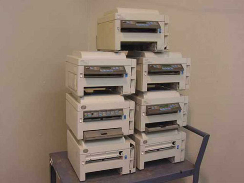 IBM 4029-020/4019-E01/4019  Lexmark Laser Printer 6 - Parts Only - Lot of 7