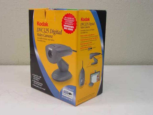 Kodak DVC325  Digital Video Camera USB Interface