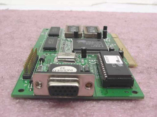 Cirrus Logic 5446  PCI Video Card