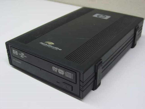 HP DVD640we  LightScribe External DVD/CD Rewritable Drive