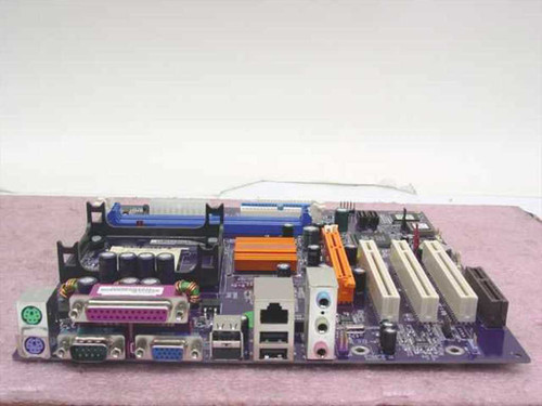 Elite Group 661FX-M  Socket PGA478B System Board