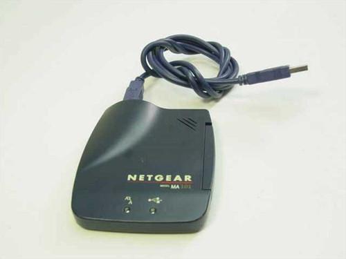 Netgear MA101  802.11b Wireless USB adapter