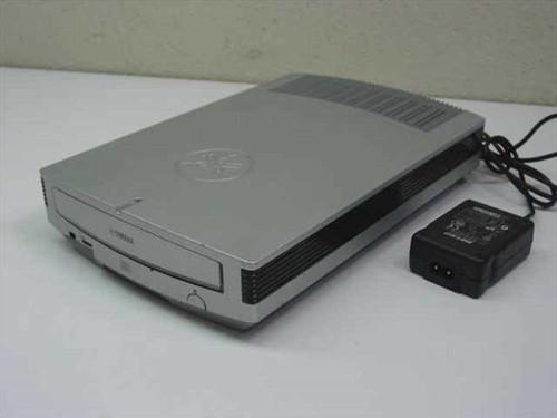 Yamaha CRW-F1UX  External CD ROM Drive Rewritable USB 2.0