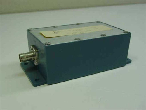 Custom 2.5 MHz  Bessel Filter 5 pole