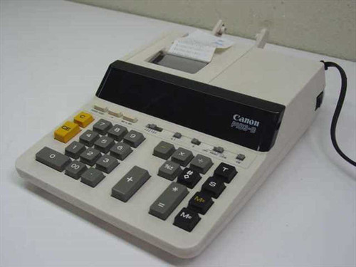 Canon P106-D  Calculator