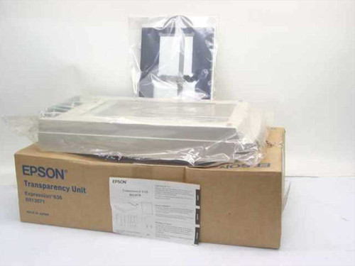 Epson EU-14  Transparency Unit for Expression 636 Scanner