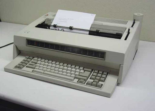 Lexmark 6789-001  IBM WheelWriter 70 Series II Electric Typewriter