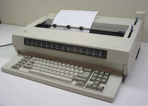 Lexmark 6789-003  IBM WheelWriter 7000 Electric Typewriter