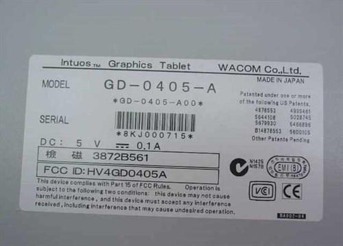 Wacom et 0405 u