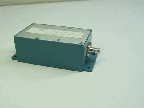 Bessel  4.5 MHz  Bessel Filter 5 pole