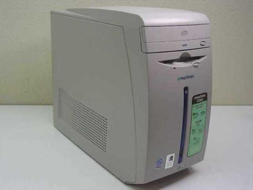 eMachines T1801  Celeron 800MHz, 256 MB, 20GB, CD-ROM Desktop Compu