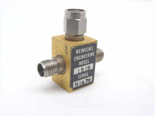 Weinschel 1515  Power Splitter-Divider