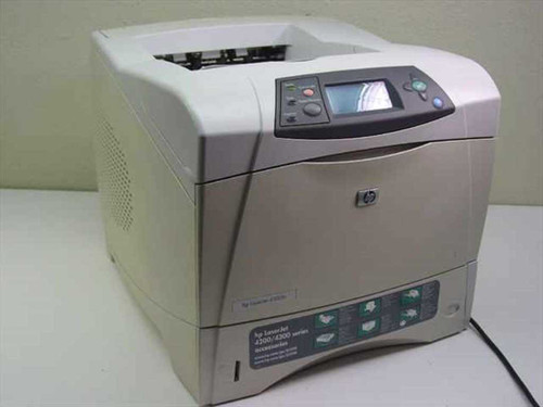 HP Q2433A  Laserjet 4300tn Printer
